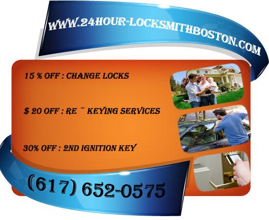 Boston Locksmith 24 Hour Locksout Service In Massachusetts
